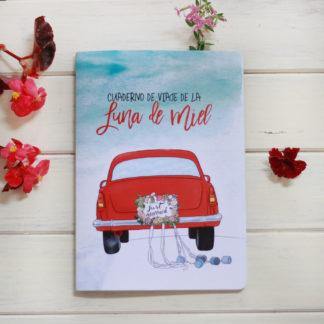 cuaderno viaje luna miel