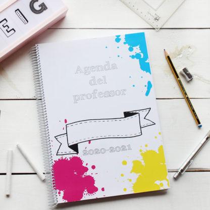 agenda del mestre