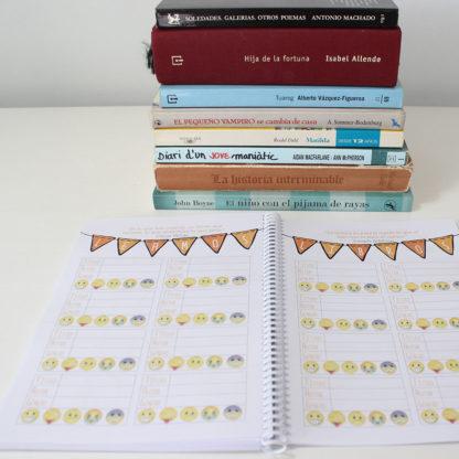 libros y agenda