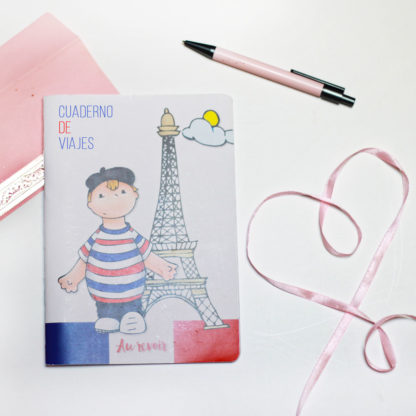 bullet journal viajes