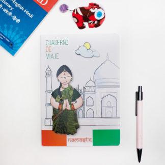 cuaderno viaje india
