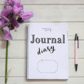 agenda journal diary