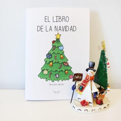 libro de la navidad