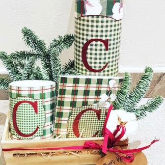 pack navidad algodón