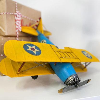 avion de juguete